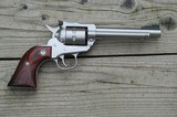 Single Ten 10 shot 22 lr revolver with box and paperwork