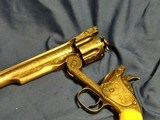 Smith and Wesson 3rd Model (2nd Model American) .44A - 6 of 11