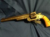 Smith and Wesson 3rd Model (2nd Model American) .44A