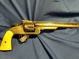 Smith and Wesson 3rd Model (2nd Model American) .44A - 2 of 11