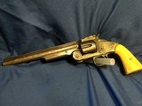 Smith and Wesson 3rd Model (2nd Model American) .44A - 3 of 11