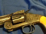 Smith and Wesson 3rd Model (2nd Model American) .44A - 4 of 11