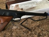 Colt targetsman 6inch new one owner