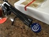 Colt diamond back 6inch 22 LR original owner new