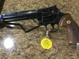 Colt python 6inch custom shop one owner factory tune and ported new 1979
