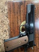 Colt ace 1978 new colt employee gun