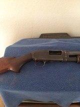 Winchester model 12, 16ga. - 1 of 10
