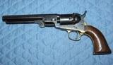 Colt's Model 1849 Pocket Revolver