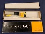 Charles Daly Field Hunter 20 ga. with original box - 9 of 11