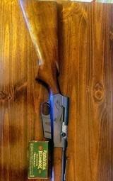 Remington Model 8 81 woodsmaster semi-auto 300 Savage 35 - 4 of 7