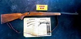Winchester featherweight model 70 270 1955 pre 64 .270 win - 1 of 5