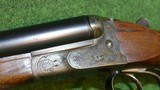 Sauer&Sohn (sons) side by side shotgun 16GA - 3 of 8