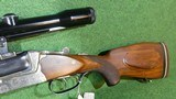 Sauer&Sohn O/U shotgun rifle combo 7x57R 16GA Zeiss Diatal - 4 of 8
