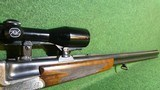 Sauer&Sohn O/U shotgun rifle combo 7x57R 16GA Zeiss Diatal - 8 of 8