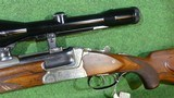 Sauer&Sohn O/U shotgun rifle combo 7x57R 16GA Zeiss Diatal - 2 of 8