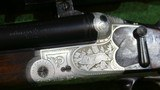 Drilling Sauer&Sohn (Sons) Mod. 3000 Luxus Dural Cal. 7x57R 16GA Hensoldt 4x32 from 1959