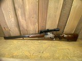 Krieghoff Primus O/U Shotgun Rifle Combo
