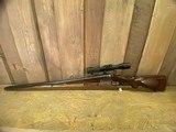 S/S Shotgun Merkel from 1980, Cal. 16 GA, incl. scope Karl Zeiss Jena DDR 4x32