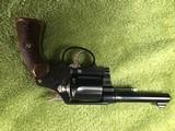Colt Presentation Model Police Positive 38 Special