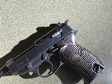 Very early, Walther AC41, matching mag, strong 98%.
