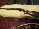 winchester model 61 octagon in 22 long rifle only