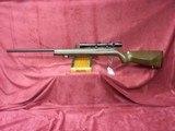 Savage/Anschutz Mark 12 22LR W/Bushnell scope Bushnell Sportview 3X-9X