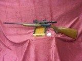 Browning 22 auto grade 1 Belgian made 22 long rifle with bushnell sportview scope