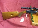 Browning 22 auto grade 1 Belgian made 22 long rifle with bushnell sportview scope - 5 of 5