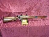 Mossberg 46M22LR bolt action