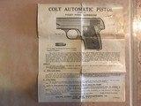 Colt Automatic Pistol25 Auto - 2 of 5