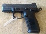 FN MODEL FNX-9 9MM