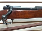 USED WINCHESTER MODEL 70 PRE-64 300 WINMAGMADE IN 1963 - 10 of 12
