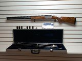USED KRIEGHOFF K80 12 GAUGE WITH KRIEGHOFF FACTORY
