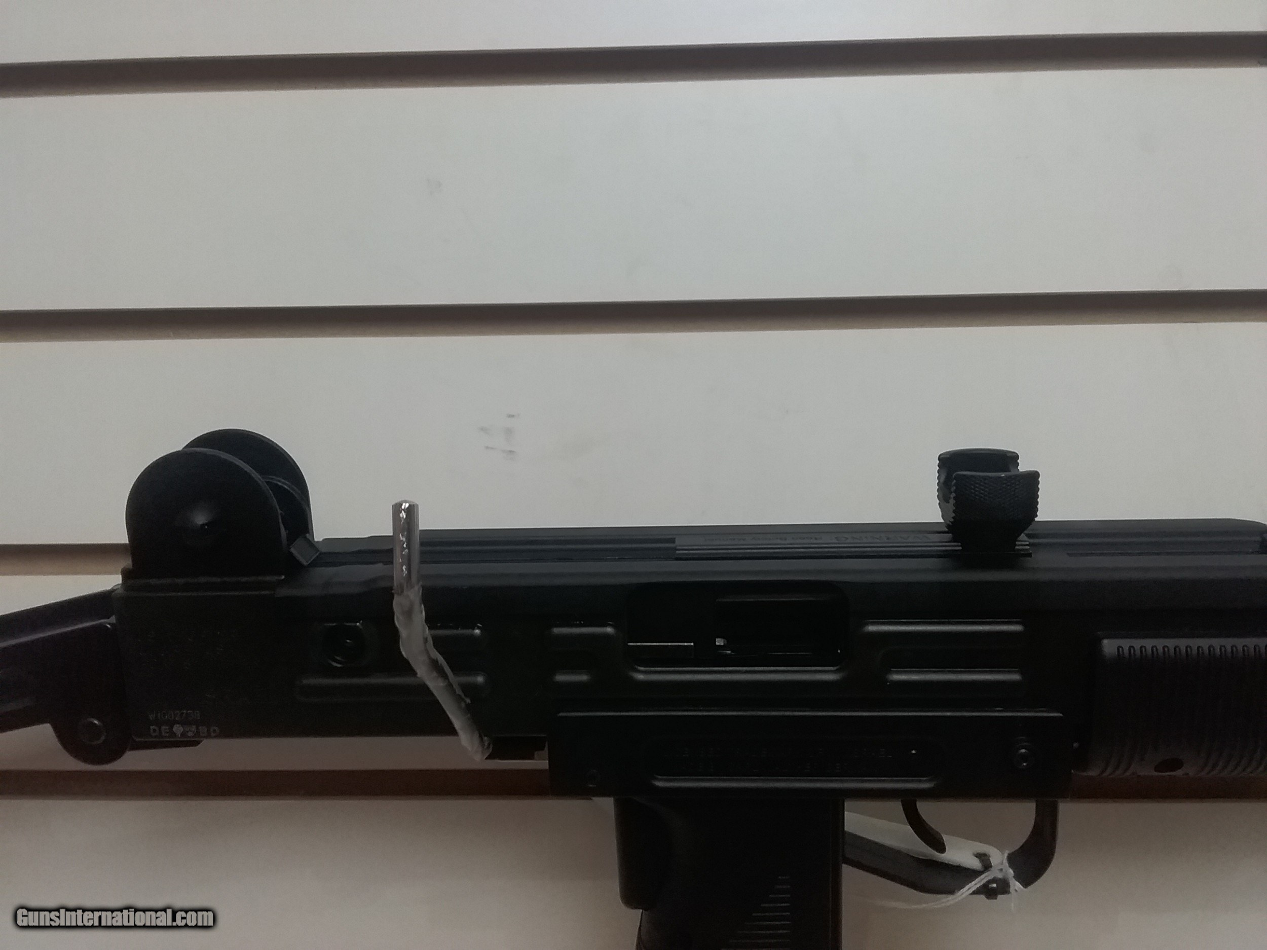 USED IWI MP UZI 22 CAL 20 ROUND CLIP UNFIRED NO BOX for sale