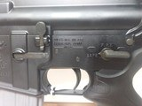 USED COLT MATCH TARGET 223 with red dot laser - 3 of 11