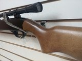 USED WINCHESTER MODEL 190 22 LONG RIFLE BASIC SCOPE ATTACHED (price reduced was $179.99) - 3 of 13