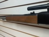 USED WINCHESTER MODEL 190 22 LONG RIFLE BASIC SCOPE ATTACHED (price reduced was $179.99) - 5 of 13