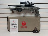 USED RUGER CHARGER 22 LONG RIFLE WITH