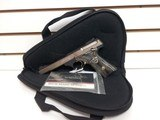 USED BROWNING BUCK MARK PISTOL22 LONG RIFLE WITH ORIGINAL MANUAL