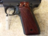 USED RUGER 22/45 22 LR WITH RED DOT SCOPE AND SOFT CASE