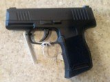 NEW SIG SAUER MODEL 365 9MM WITH HARD PLASTIC CASE, LOCK,EXTRA MAG,MANUALS - 2 of 10