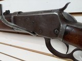Used Winchester Model 1892 DOM 1902very good condition reduced was $1995.00 - 6 of 25