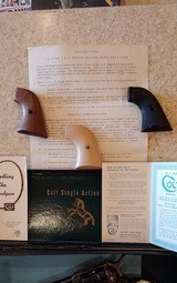 Used Colt SAA 38 Special 2nd Gen with original box and paperwork DOM 1956 - 2 of 17