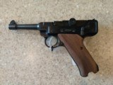 Used Stoeger Luger 22 Long Rifle