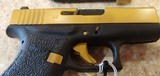 Used Glock Model 43 9mm Good Condition (price reduced was $475.00) - 5 of 16