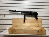 Used ATI MP40 GSG 22 Cal Un fired in original wooden crate