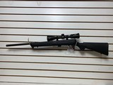 Used Savage MarK II17 Mach II with Scope Good condition