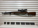 Used Springfield M1A National match 308 cal with bi-pod and extra mags and scope
