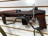Used Inland Paratrooper Replica 30 carbine original receiver modern stock very good condition - 2 of 17
