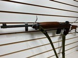 Used Inland Paratrooper Replica 30 carbine original receiver modern stock very good condition - 16 of 17